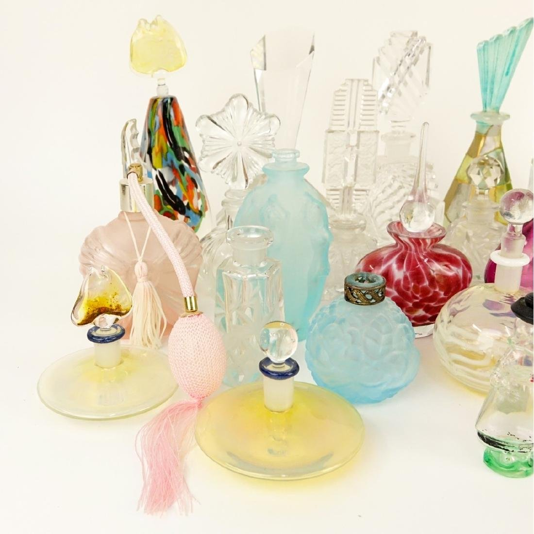 Large Collection of Vintage Perfume Bottles - 6