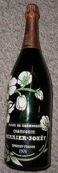 1: Magnum of Perrier Jouet Special Champagne 1976 Epern