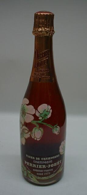 10: Perrier Jouet Champagne Rose 1979 Epernay France 75