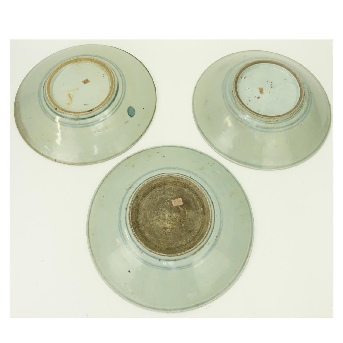Three (3) Antique Chinese Ceramic Bowls - 4
