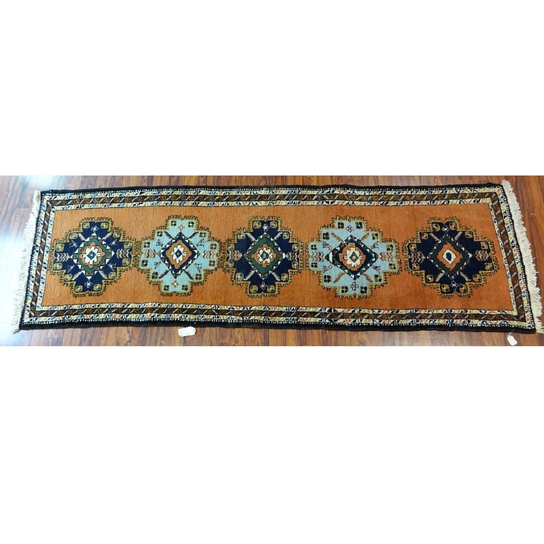 Semi Antique Persian Wool Runner