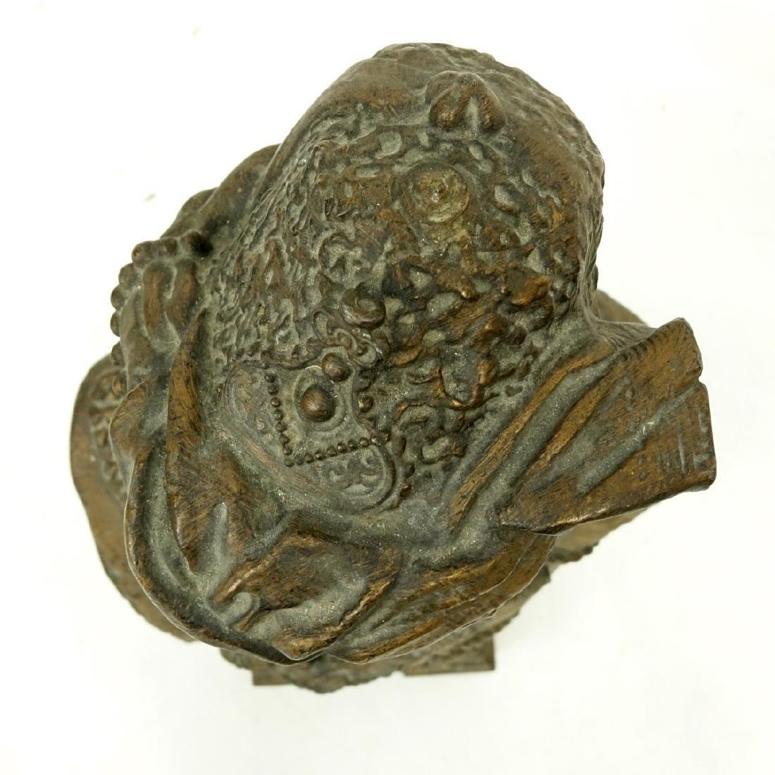 Antique Orientalist French Spelter Sculpture - 2