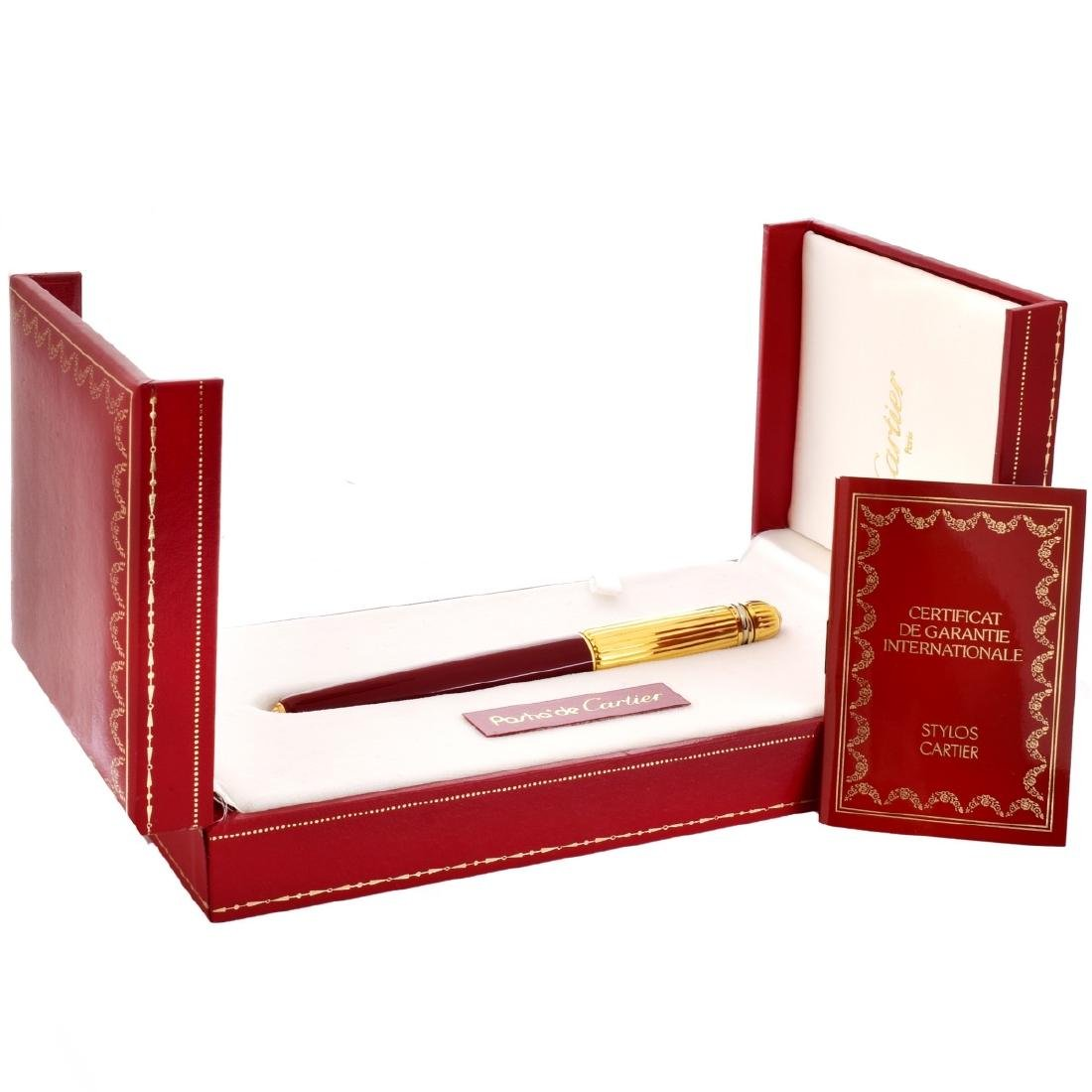 Pasha de Cartier Fountain Pen