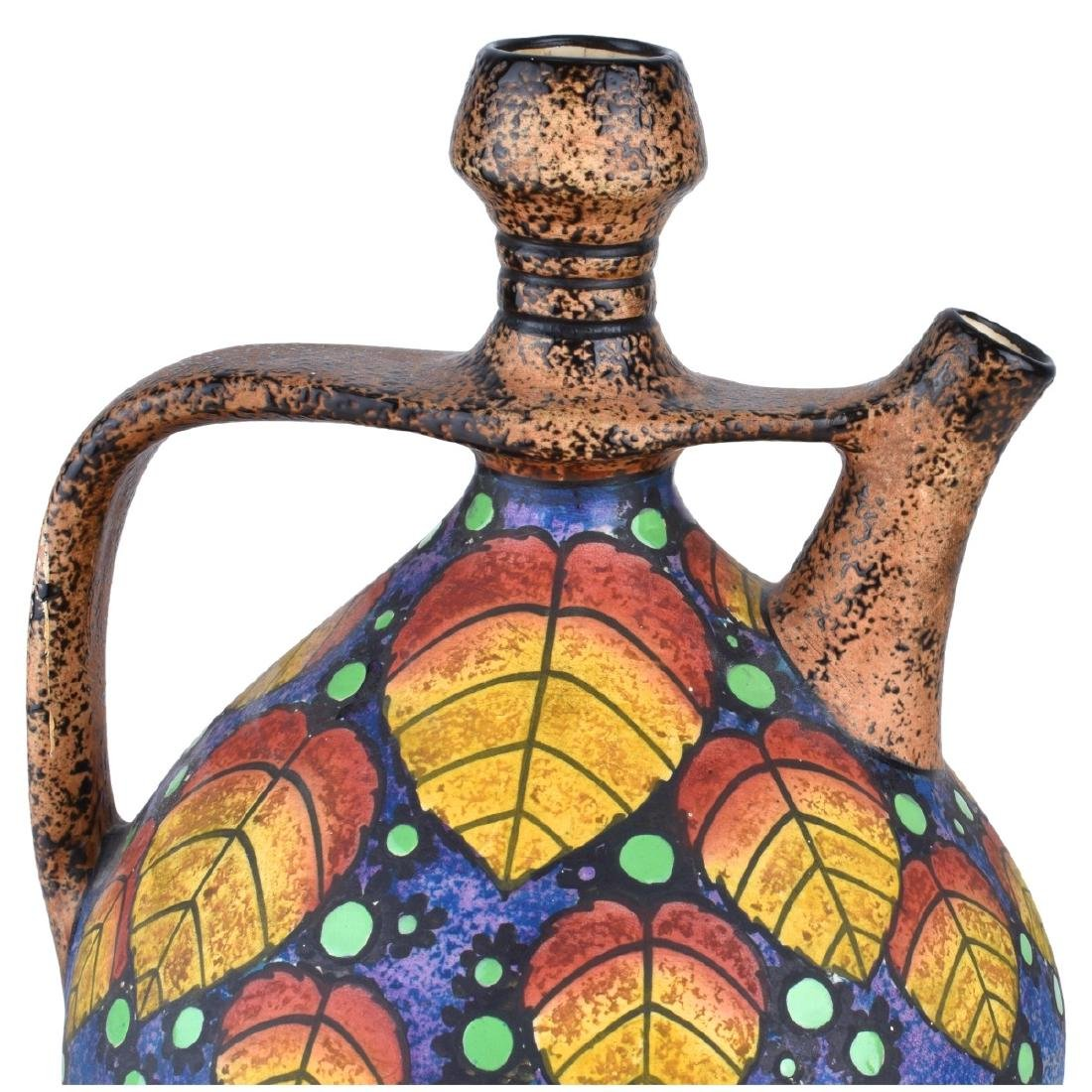Two Piece Amphora Lot by Paul Dachsel - 3