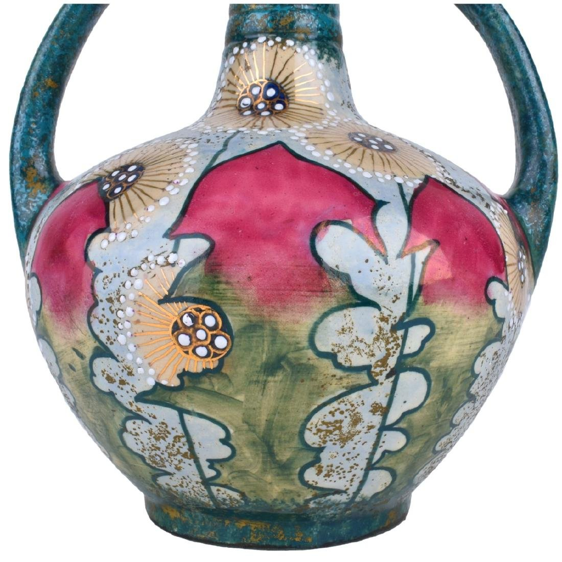 Two Piece Amphora Lot by Paul Dachsel - 5