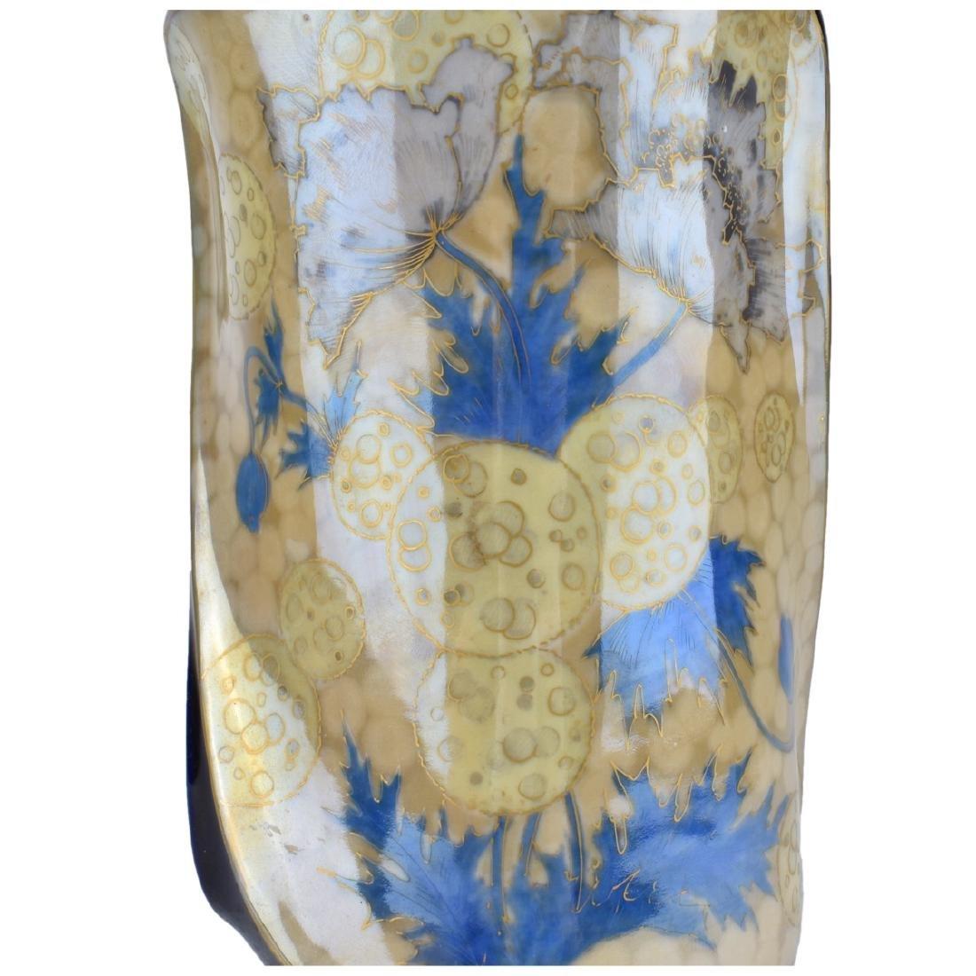 "Turn Teplitz Amphora ""Osiris"" Vase - 4"