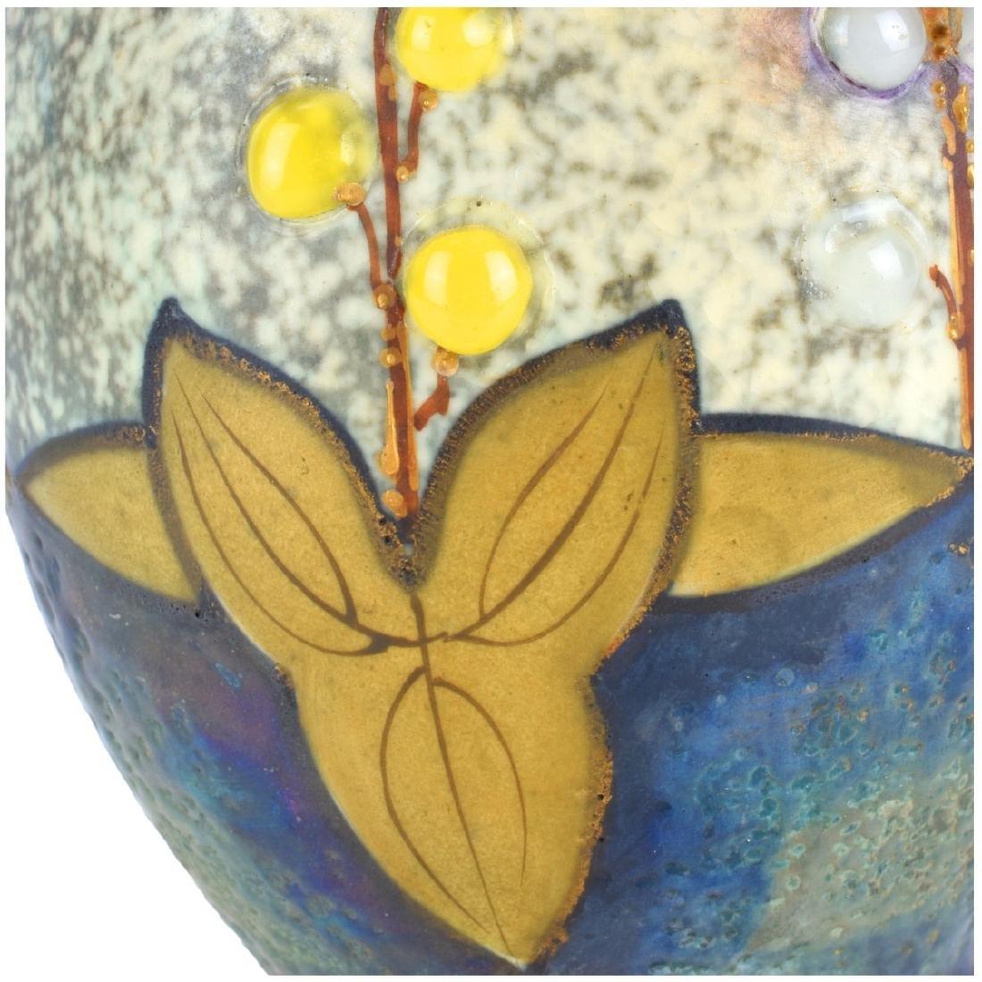 Amphora Austria Gres Bijoux Jeweled Pitcher - 3