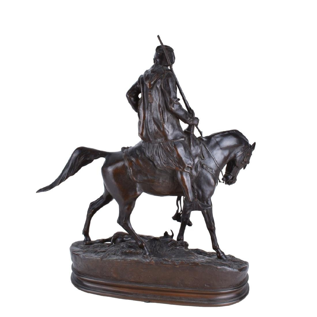 Pierre Jules Mene (1810 - 1879) Bronze Sculpture - 2