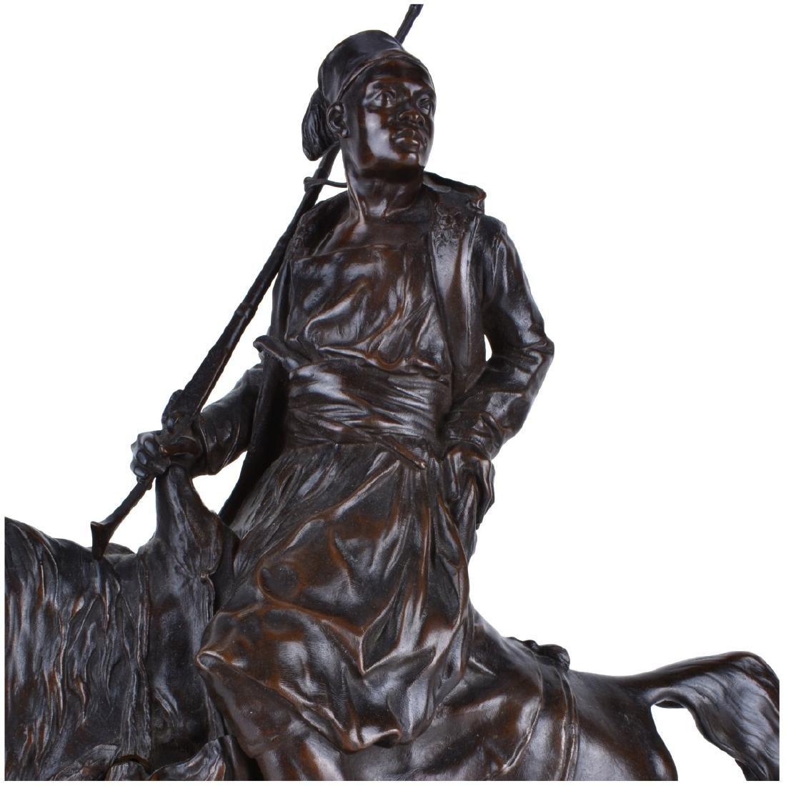 Pierre Jules Mene (1810 - 1879) Bronze Sculpture - 5