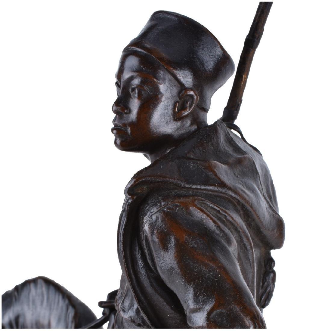 Pierre Jules Mene (1810 - 1879) Bronze Sculpture - 7