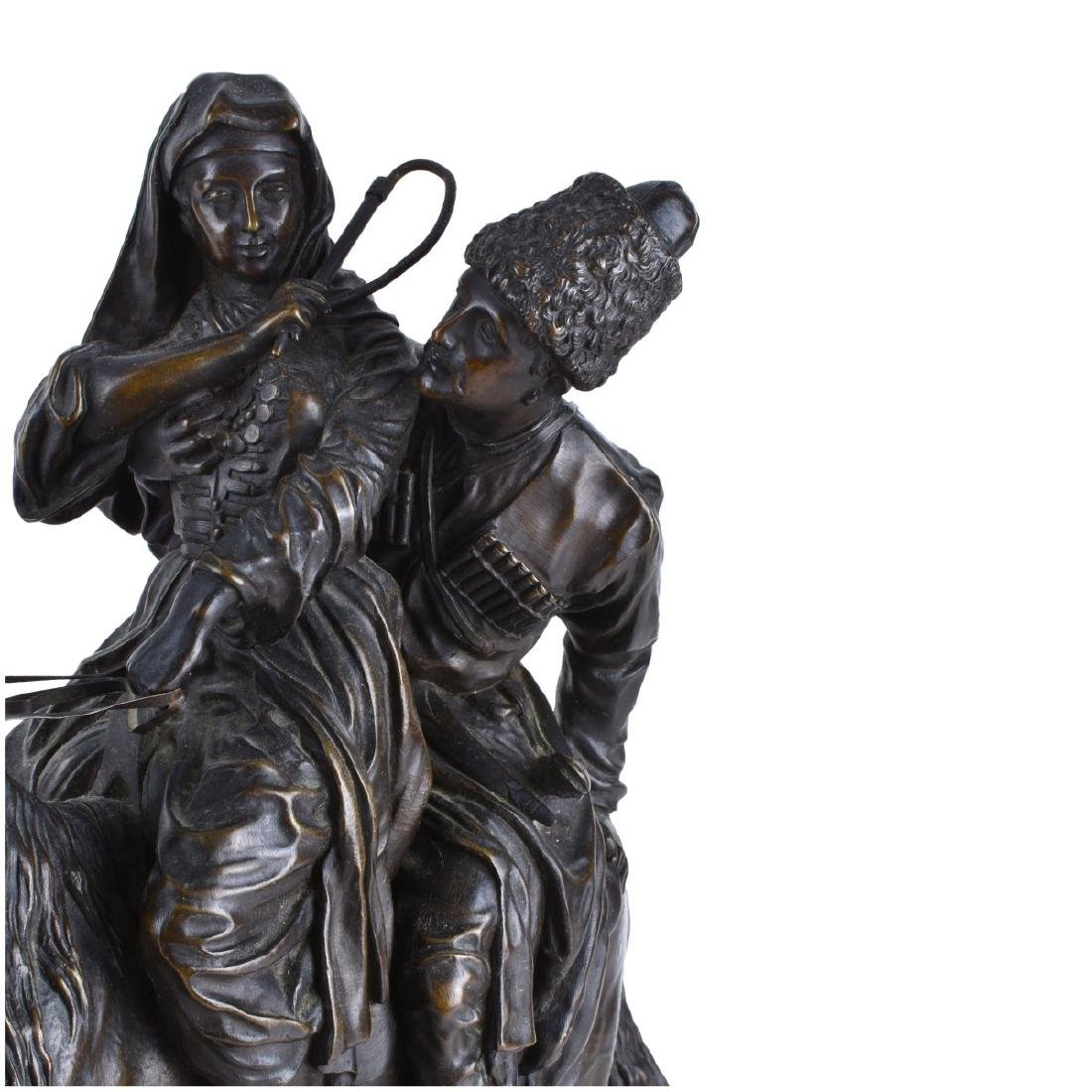 Lanceray, Russian (1875 - 1946) Bronze Sculpture - 5