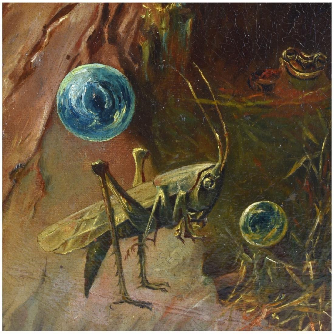 Heinrich Schlitt (1849 - 1923) Oil on Canvas - 3