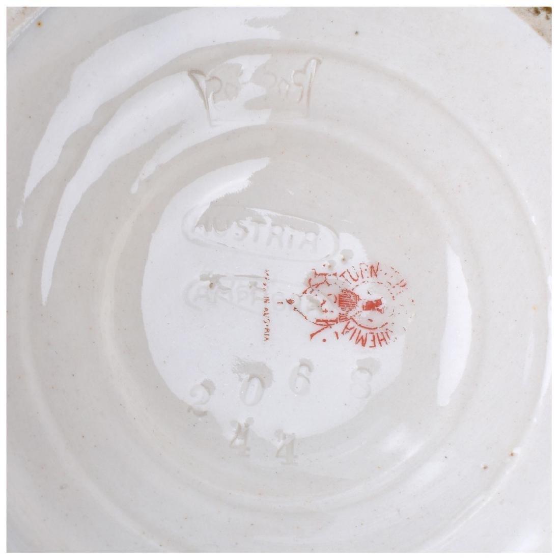 Amphora Glazed Pottery Pitcher Dragon Handle - 6