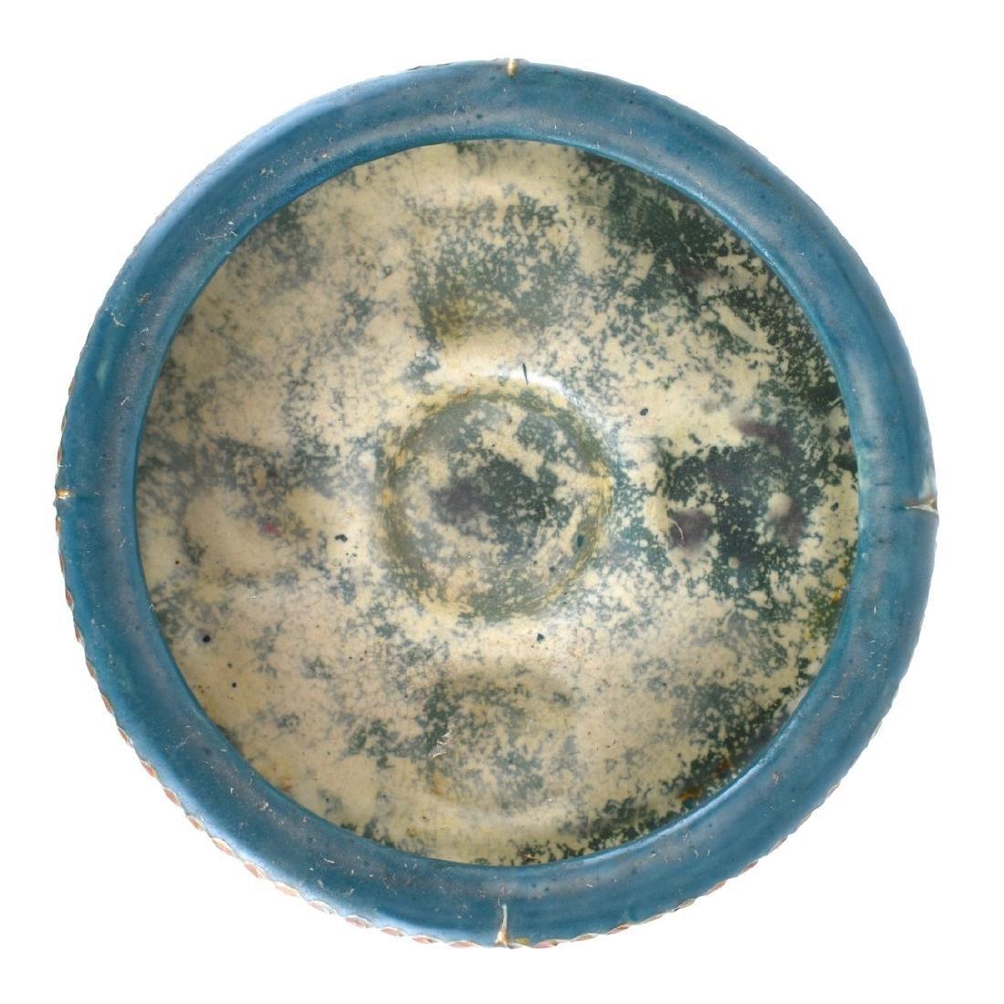 Amphora Turn Teplitz Gres Pottery Compote - 2