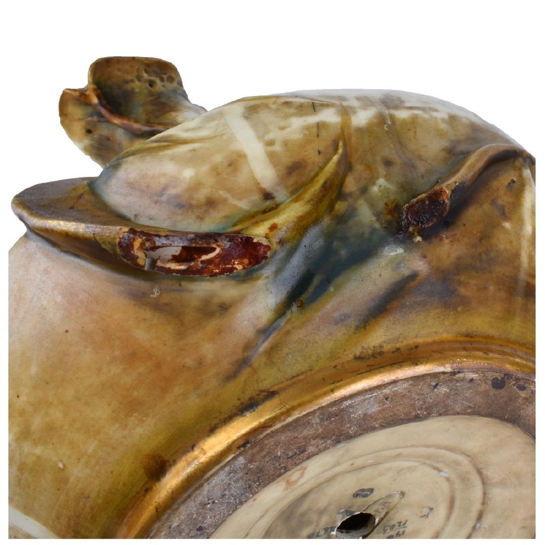 Large Werke Reissner Amphora Vase - 5