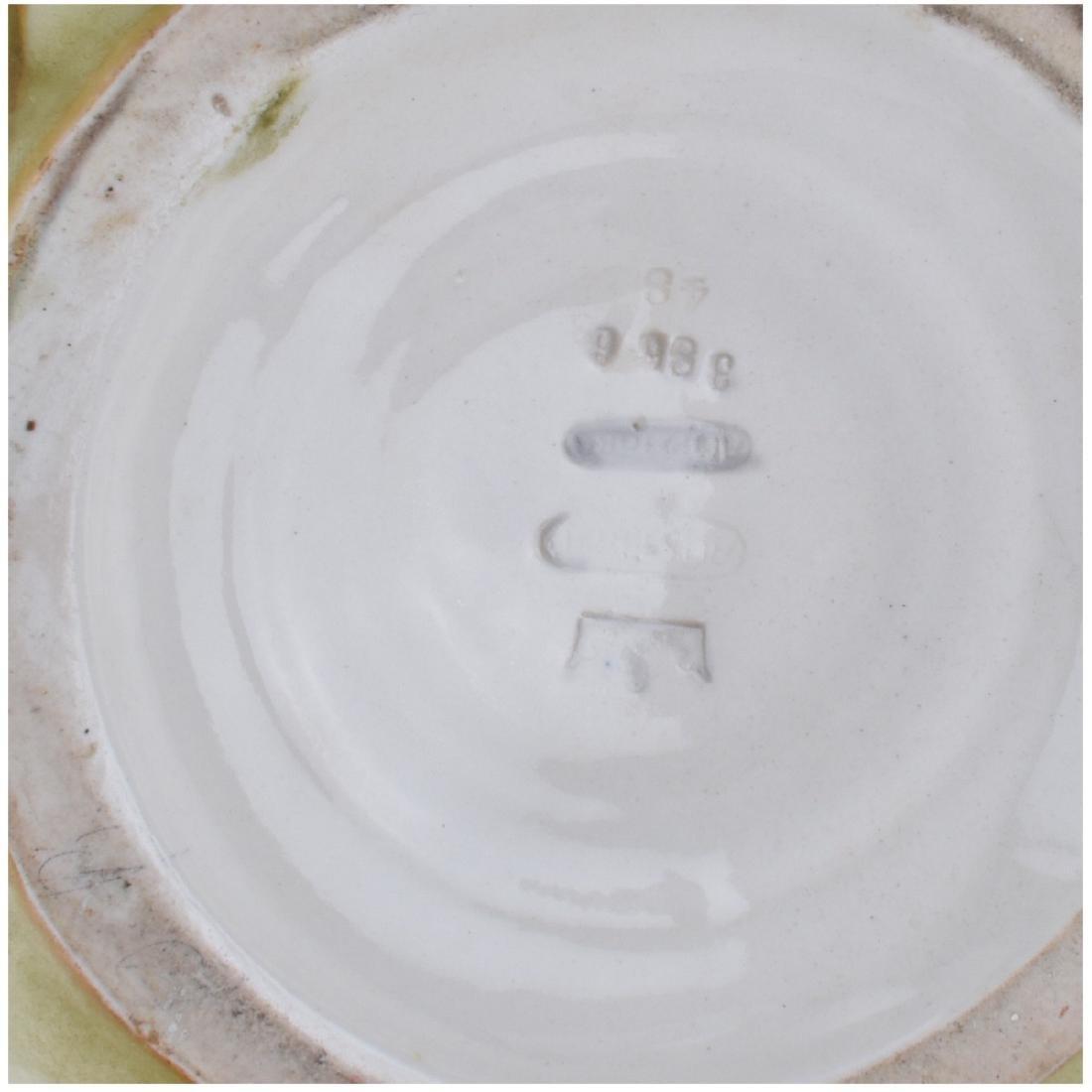 Amphora Art Nouveau Pottery Pitcher. - 5