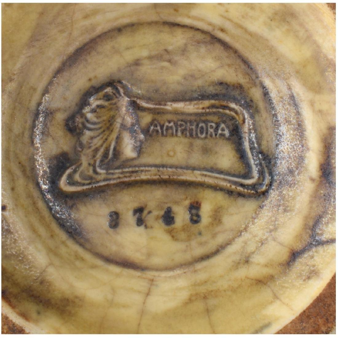 """Amphora """"Fates"""" Vase - 5"""
