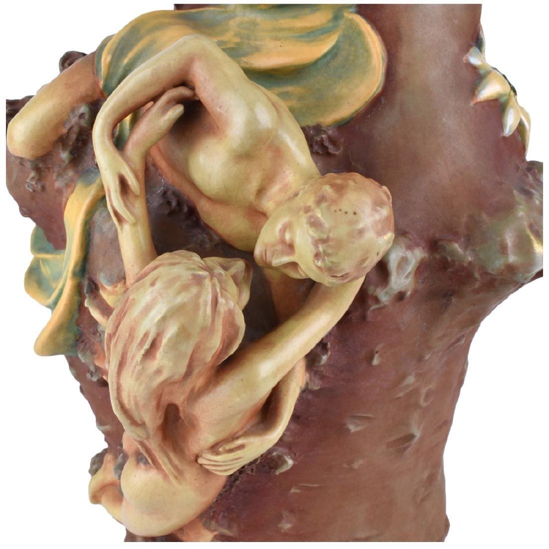 Bernard Bloch Art Nouveau Vase - 3
