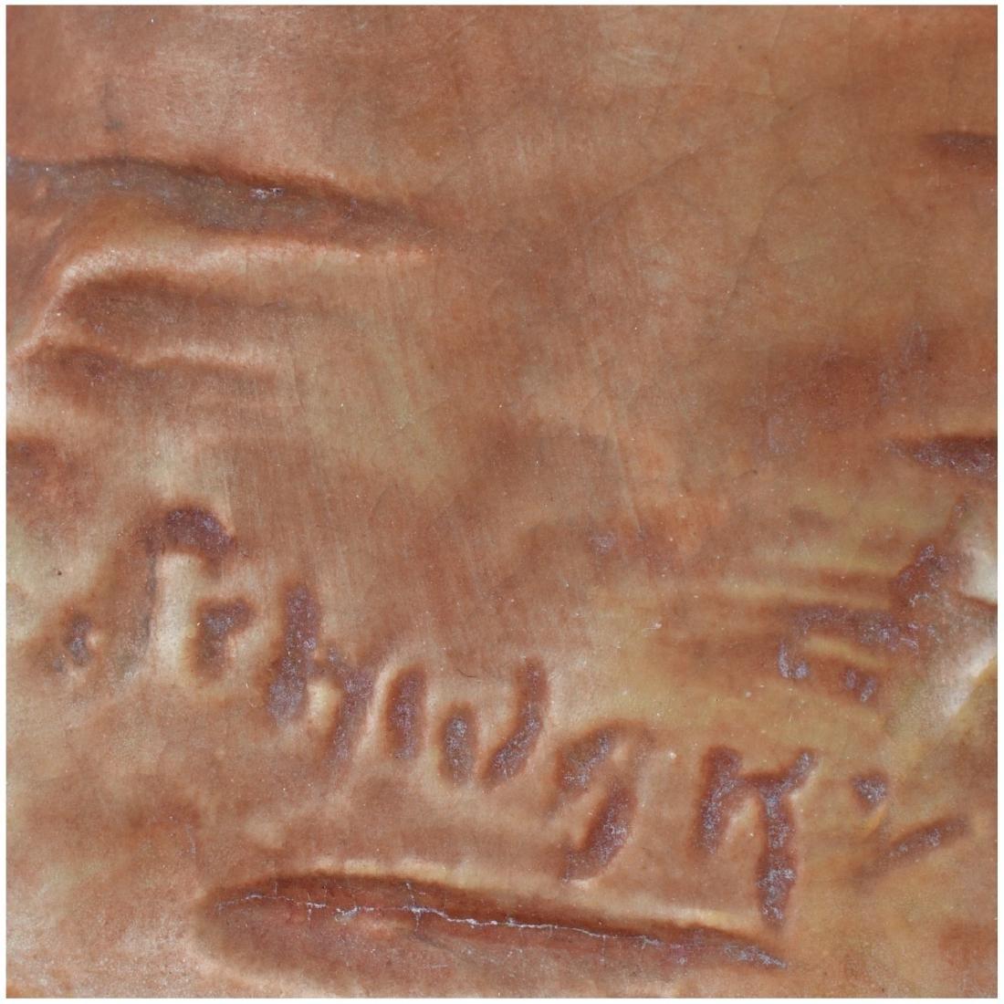 Bernard Bloch Art Nouveau Vase - 4
