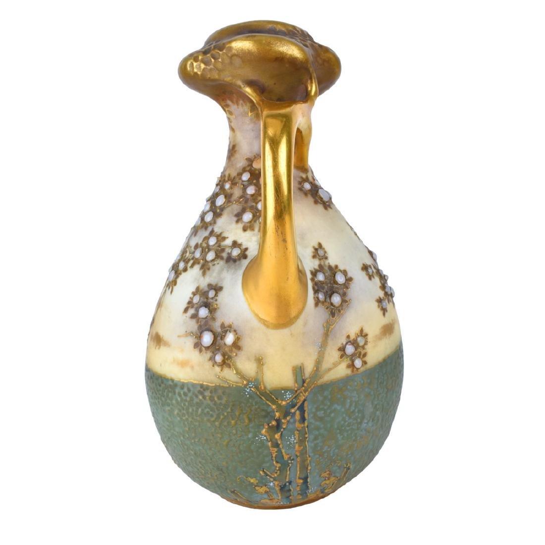 Amphora Turn Teplitz Ewer - 2