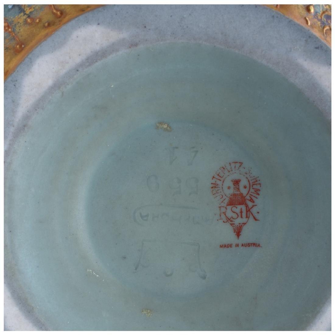 Amphora Turn Teplitz Ewer - 5