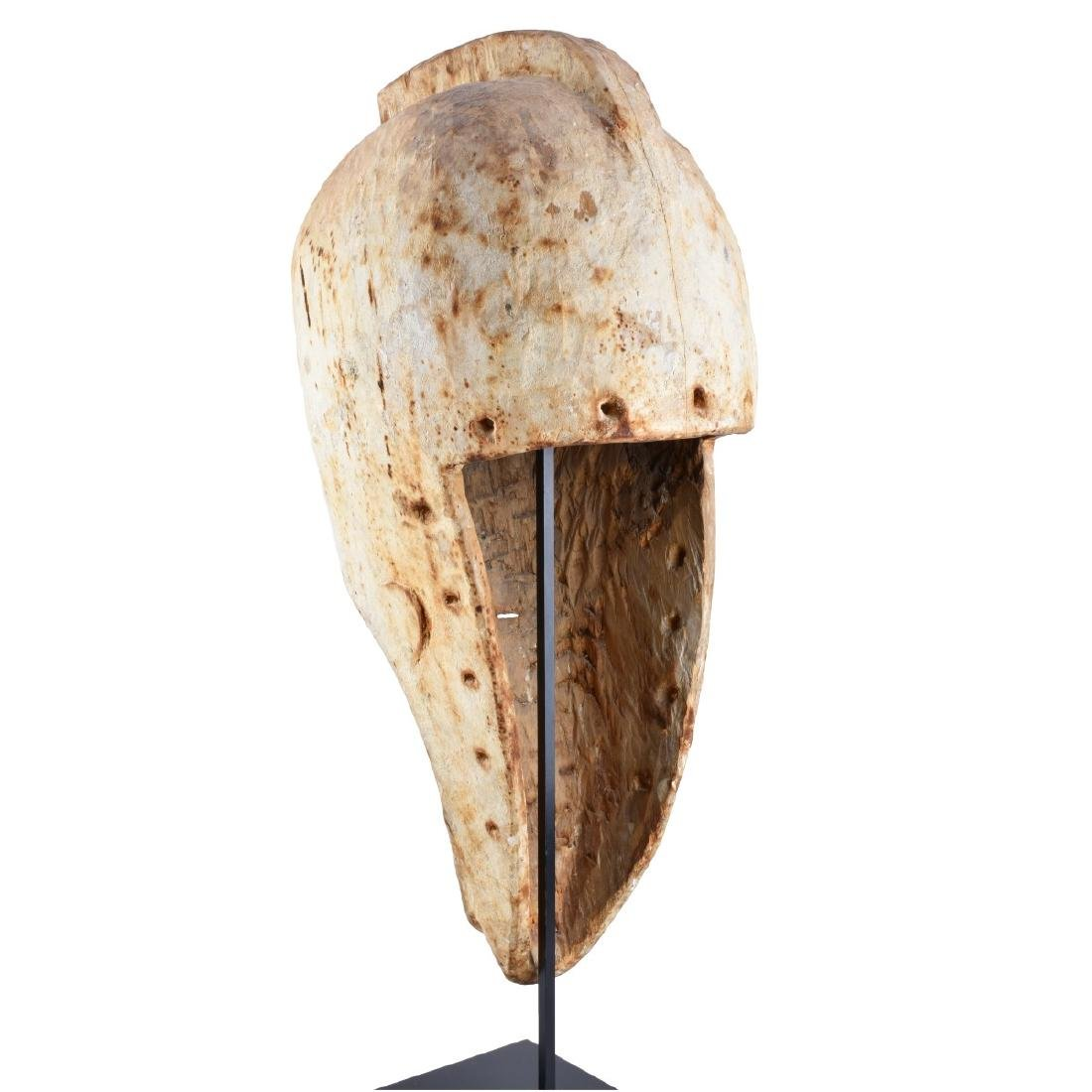 African N'gil Fang Helmet Mask - 4