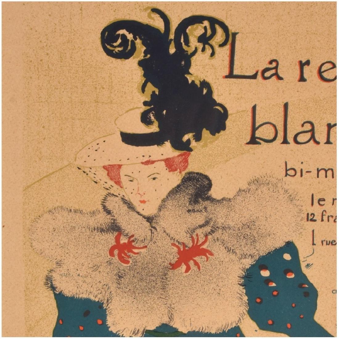 Toulouse-Lautrec (1864 - 1901) Lithograph - 3