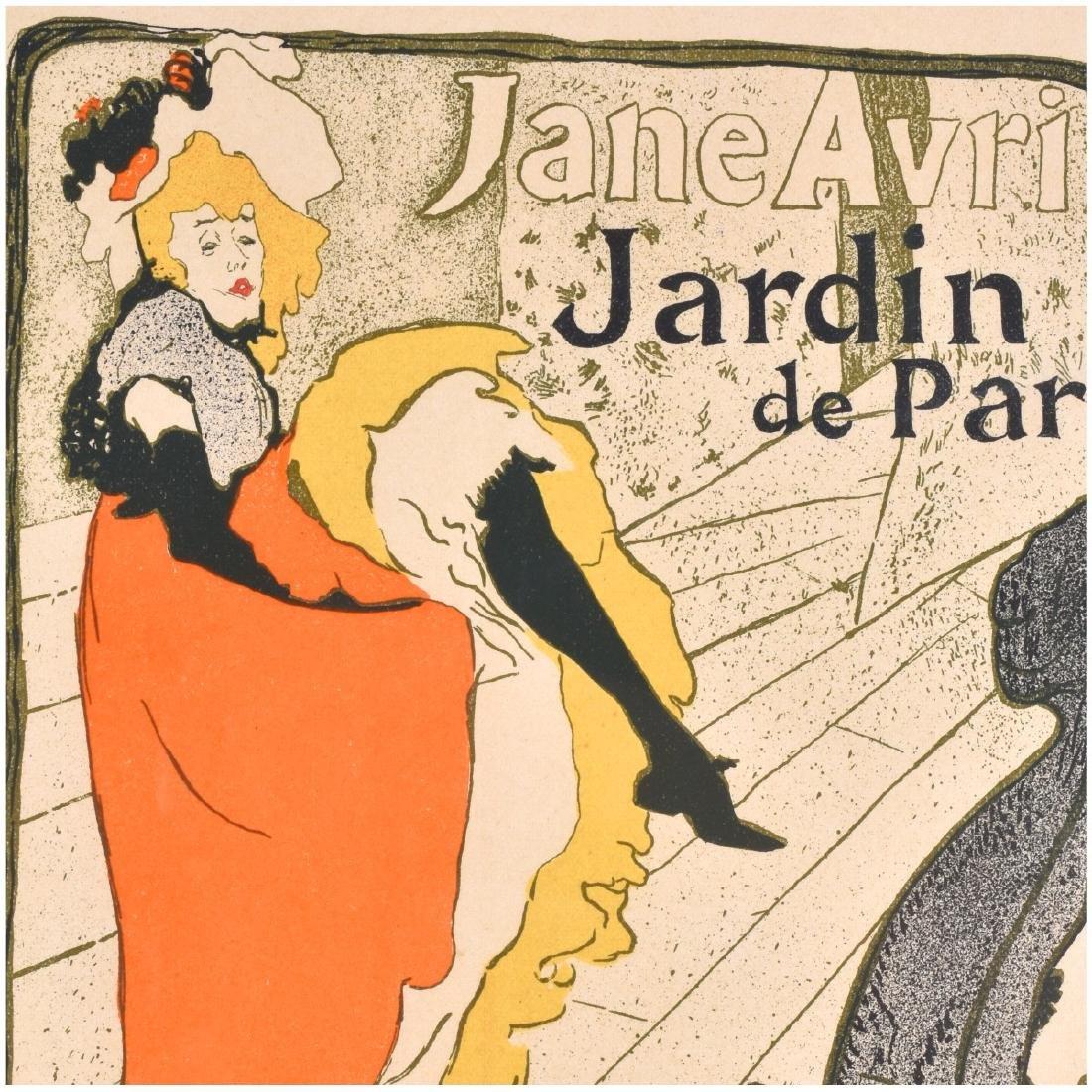 Toulouse-Lautrec (1864 - 1901) Lithograph - 5
