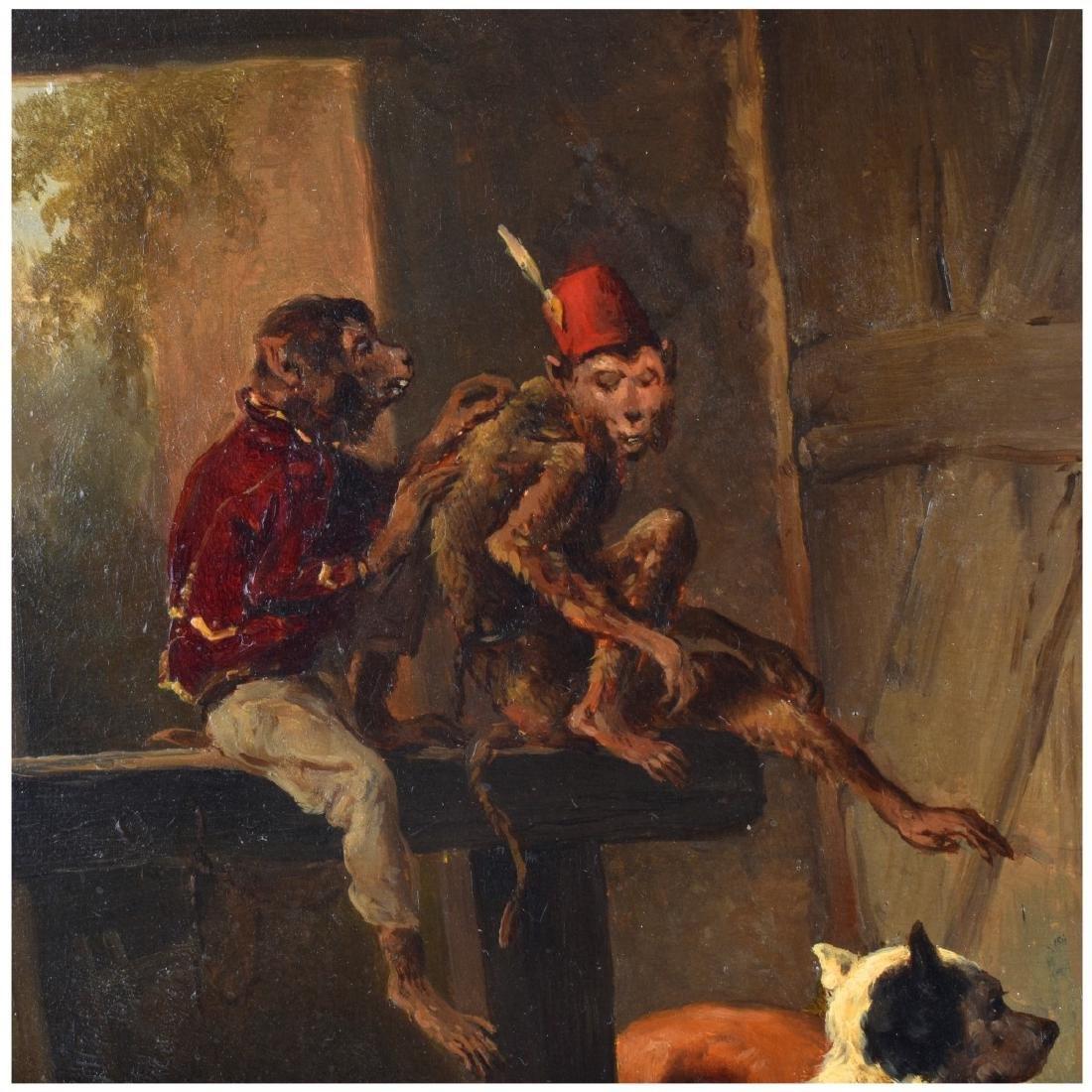 Wouterus Verschuur I, Dutch (1812 - 1874) O/P - 2
