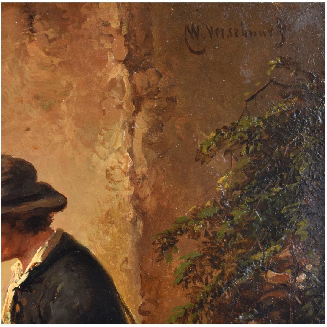 Wouterus Verschuur I, Dutch (1812 - 1874) O/P - 4