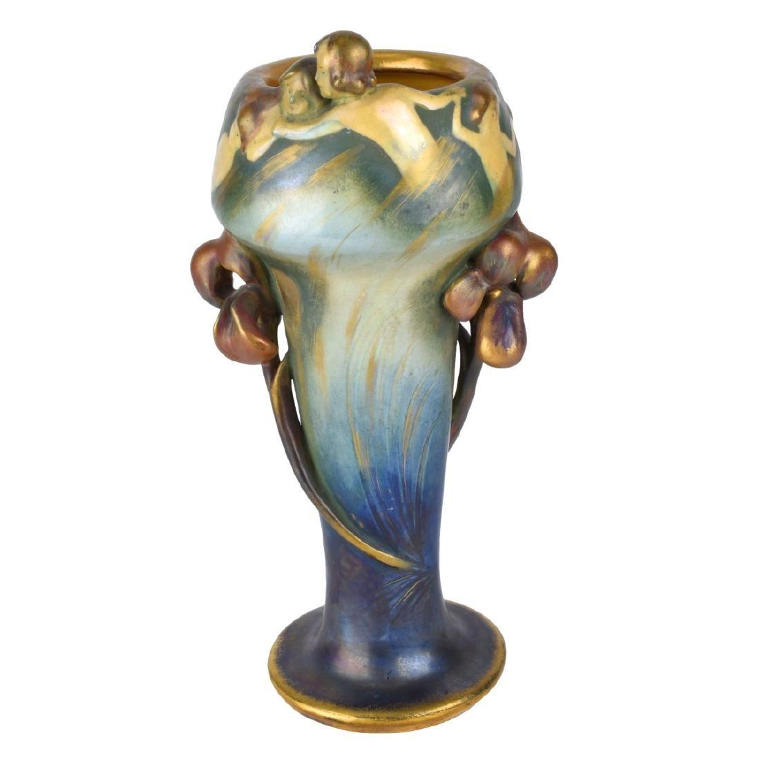 """Amphora """"Fates"""" Vase"""