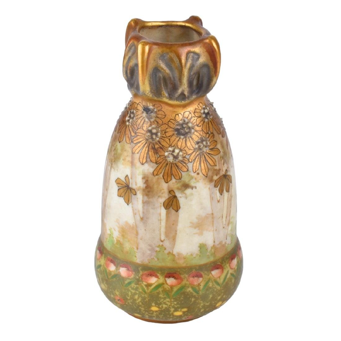 Turn Teplitz Amphora Vase