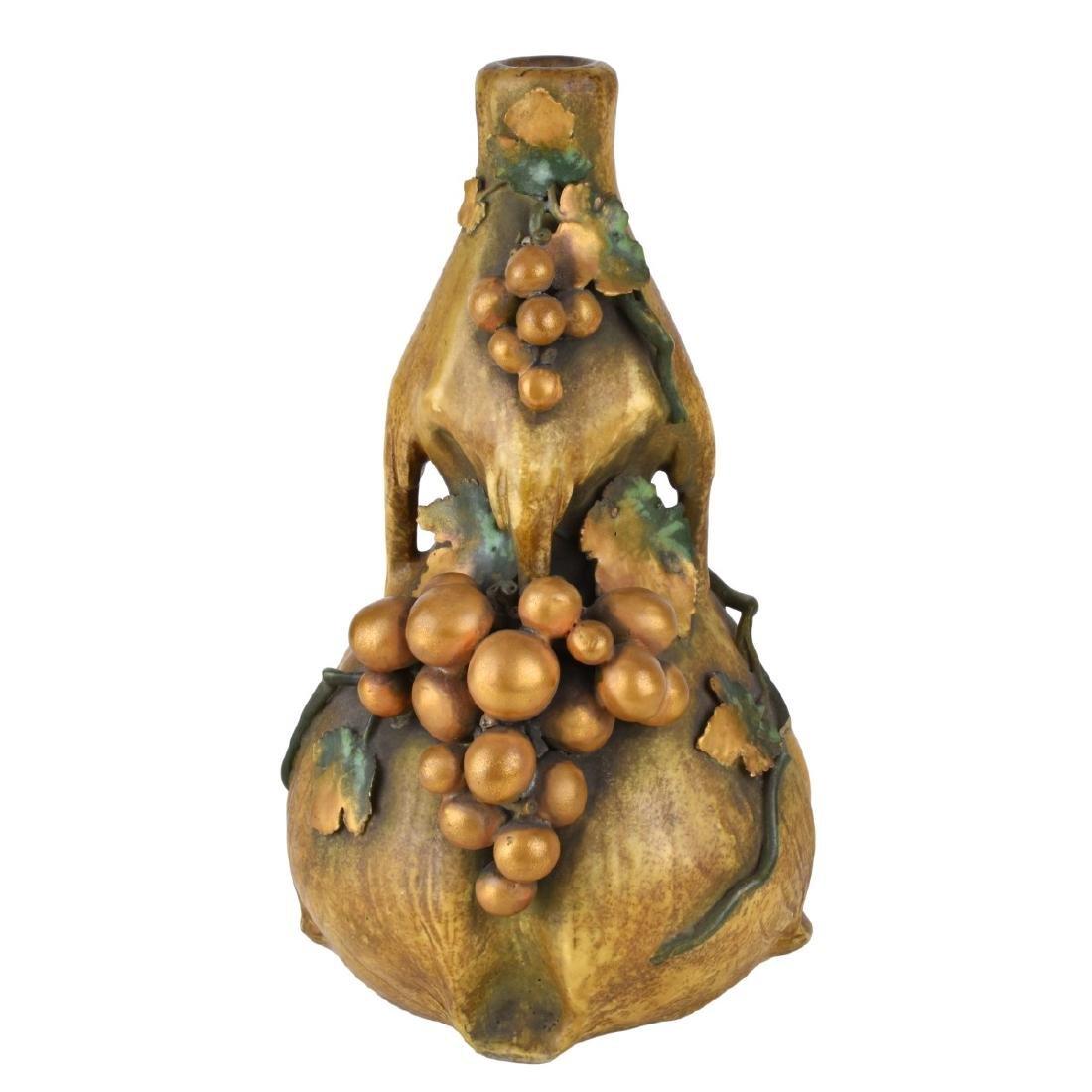 """Amphora """"Edda"""" Pottery Vase"""