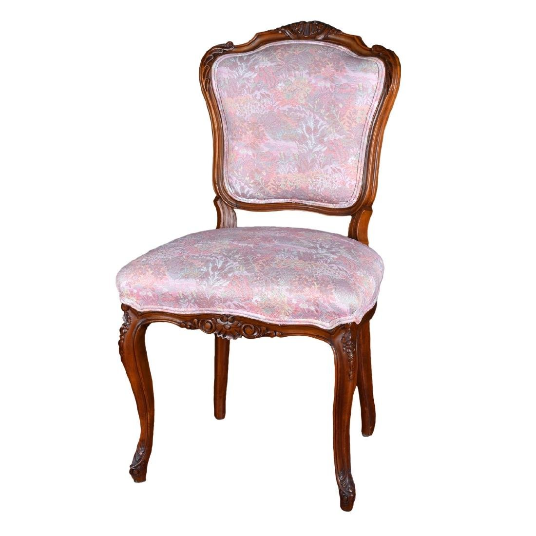 Set of Six (6) French Side Chairs - 2