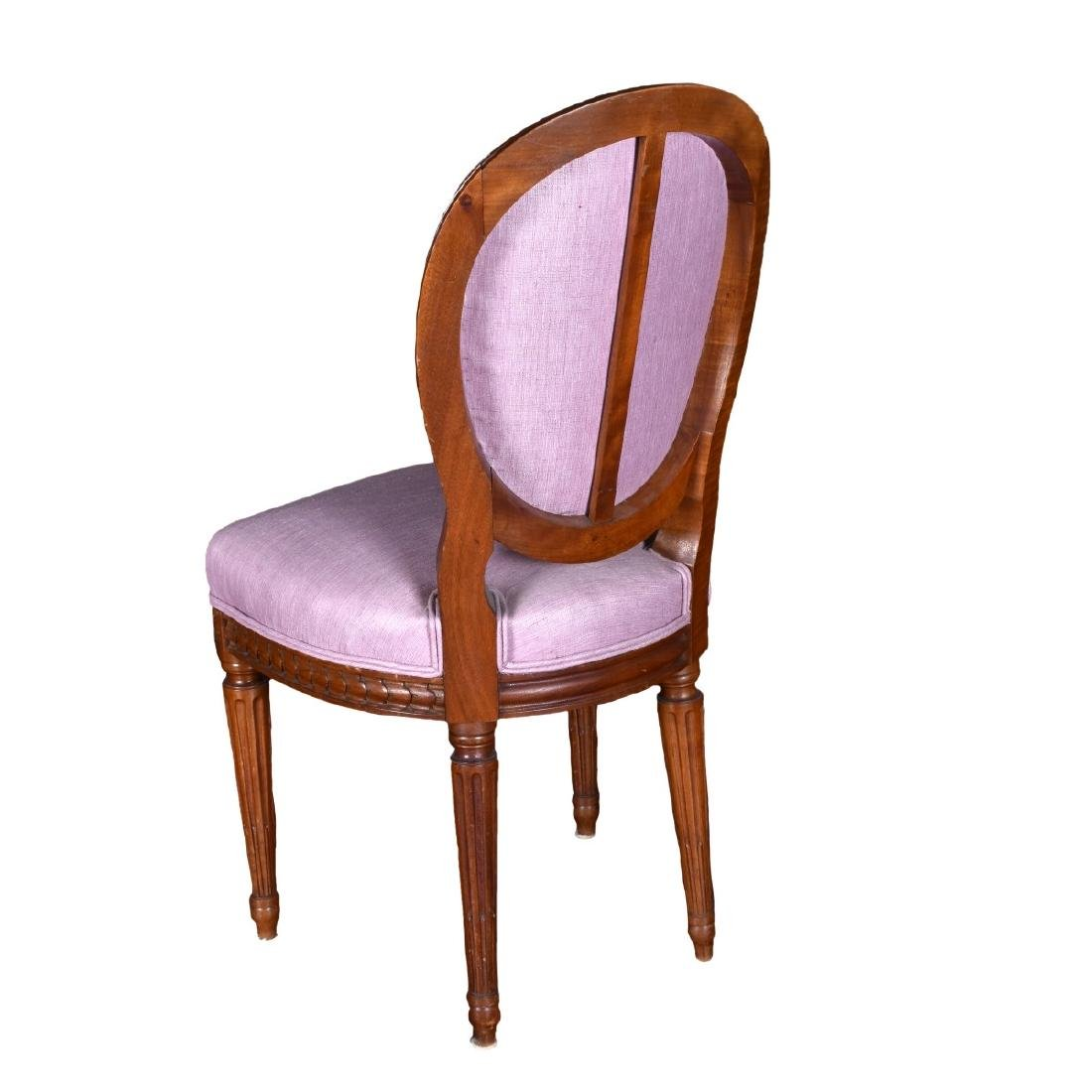 Four (4) French Louis XVI Style Side Chairs - 2