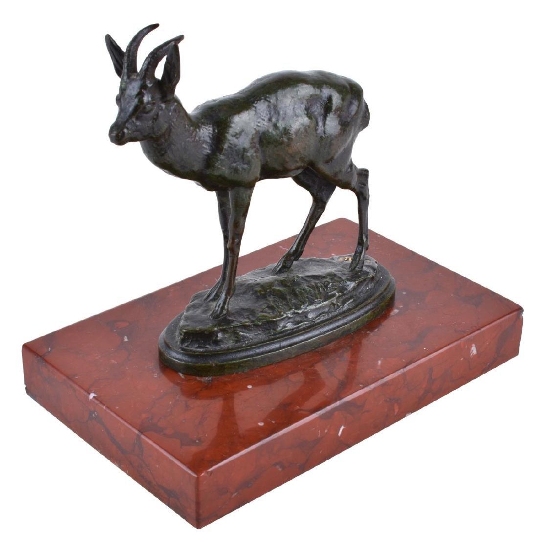 Antoine-Louis Barye, French (1795 - 1875) Bronze