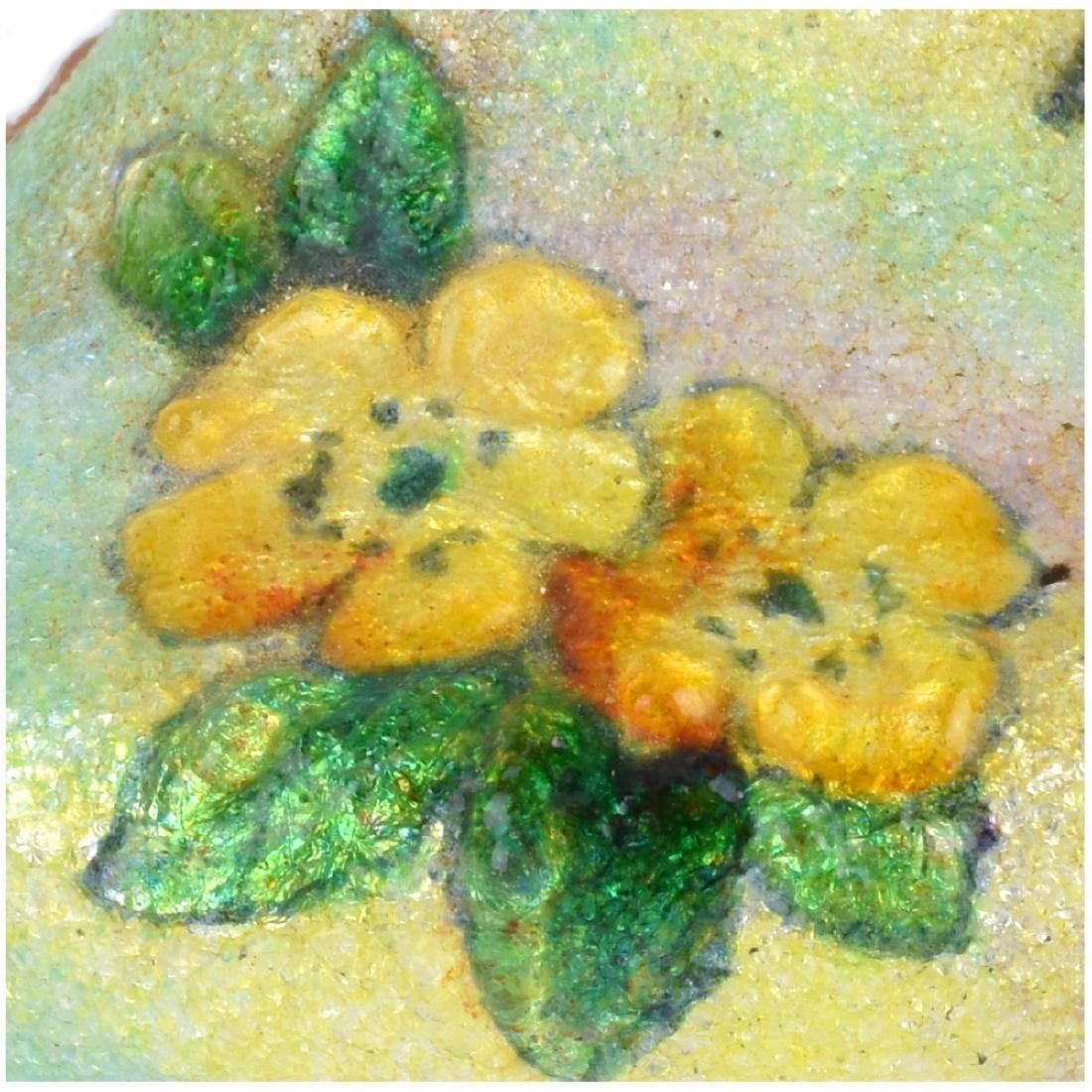 Three (3) Pc Faure Limoges Enamel Miniatures - 5