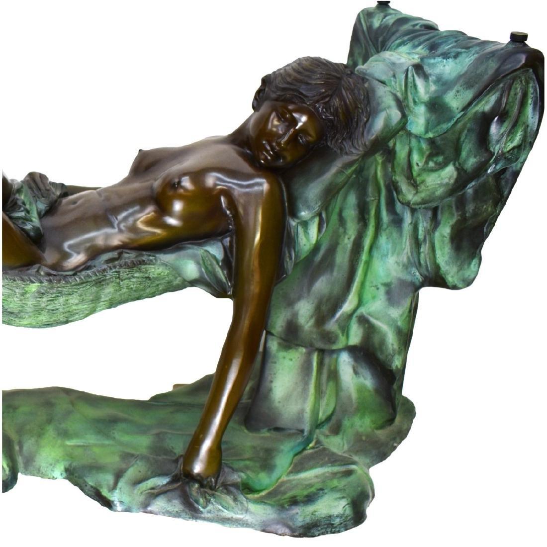 Auguste Moreau (1826 - 1897) Bronze Sculpture - 3
