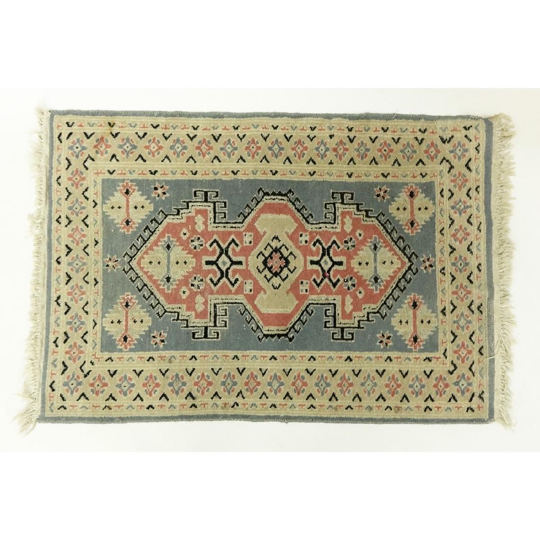 Four (4) Semi Antique Oriental Rugs - 2