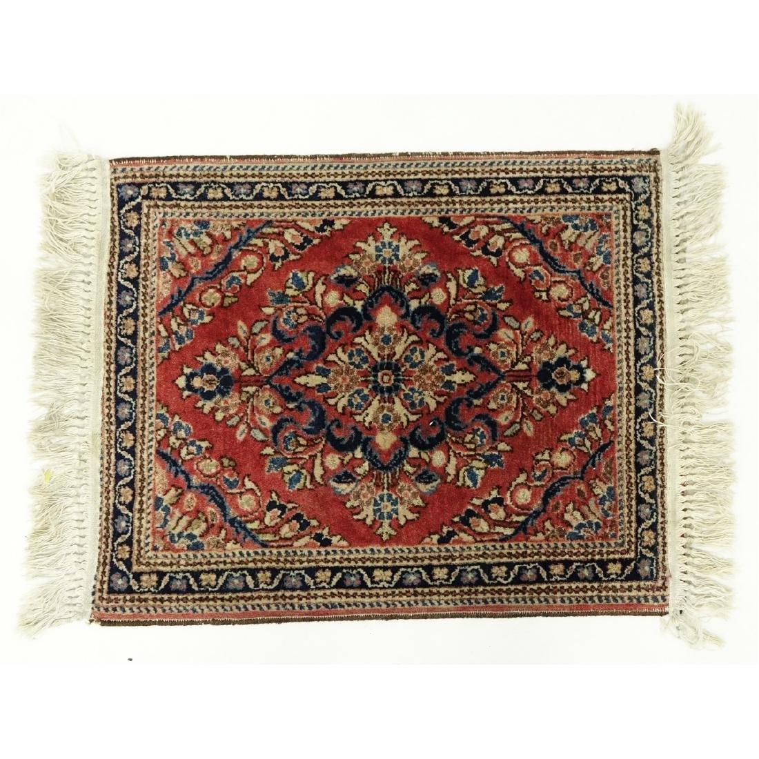Four (4) Semi Antique Oriental Rugs - 8