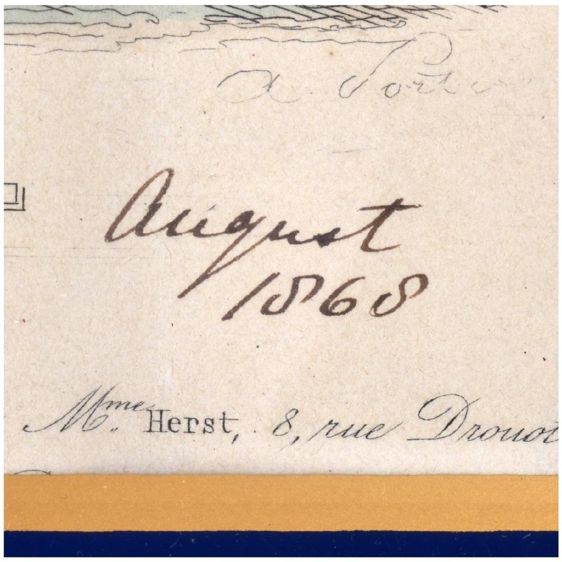 19th Century Le Follet Engravings - 3