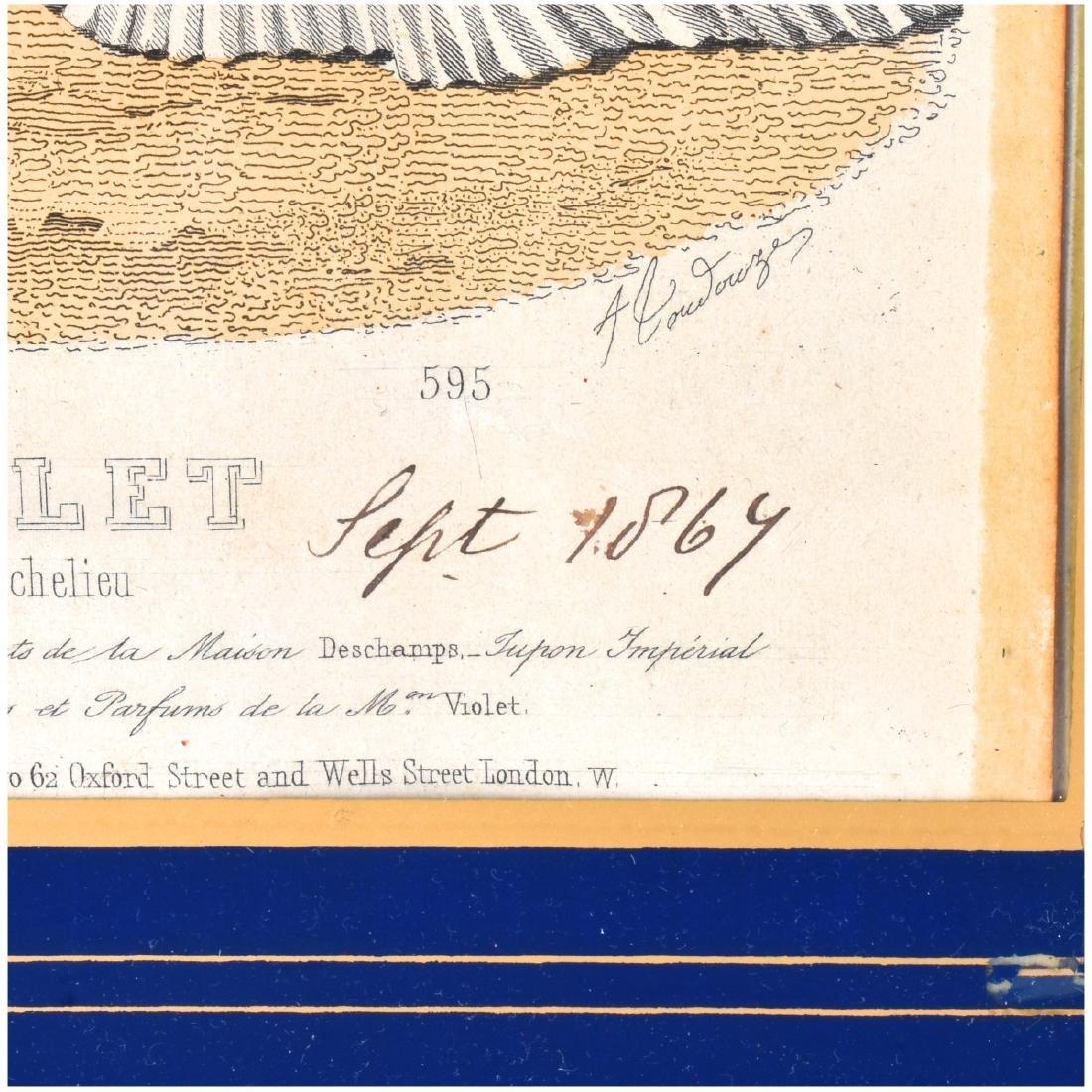 19th Century Le Follet Engravings - 6