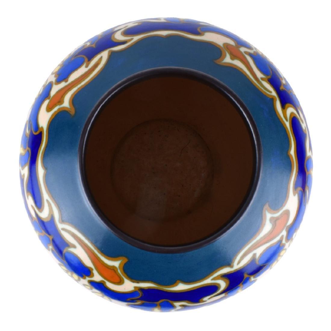 Gouda Matte Glaze Pottery Vase - 2