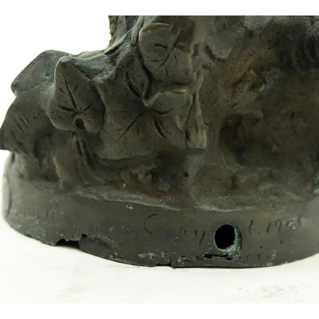 After: Mathurin Moreau (1822 - 1912) Bronze - 4