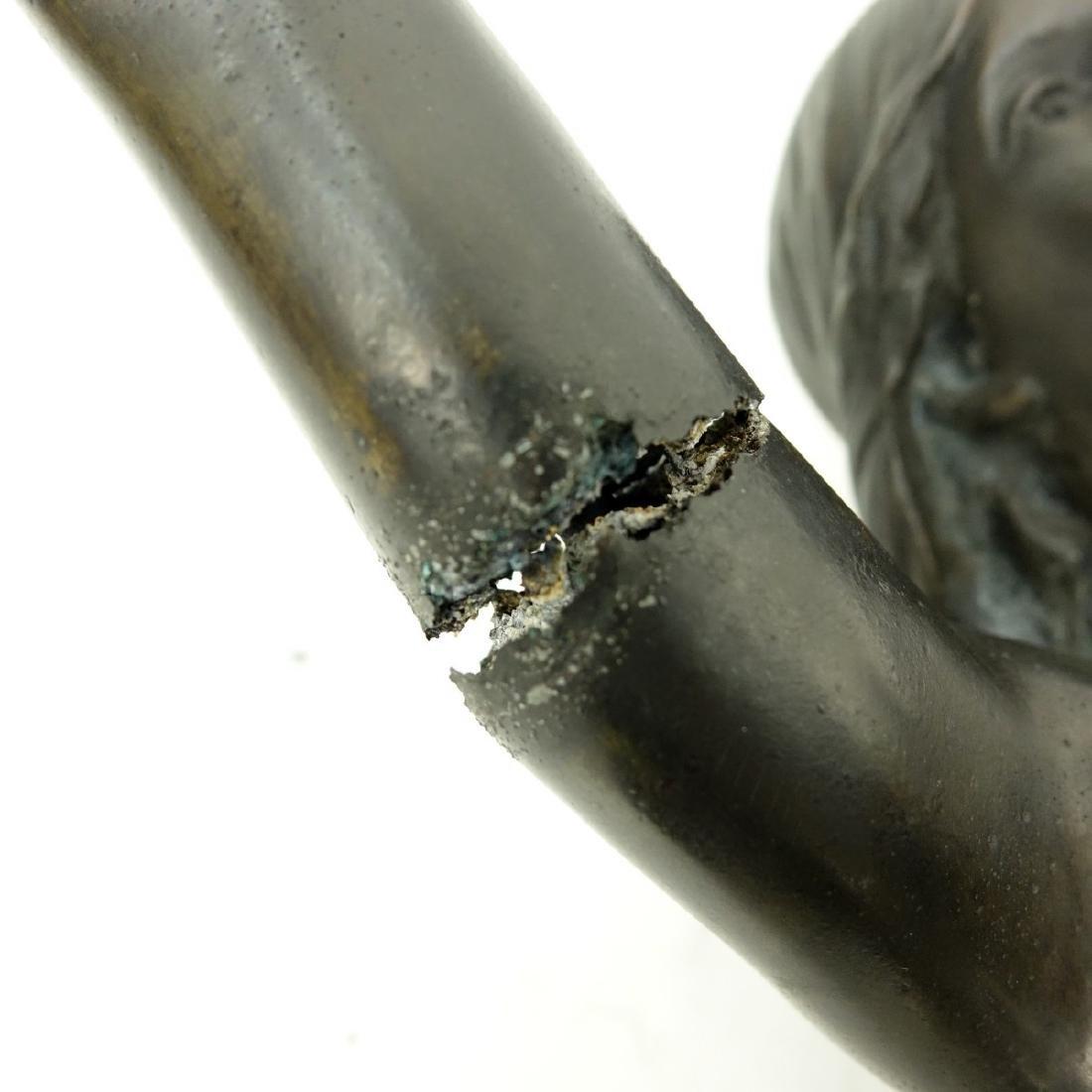 After: Mathurin Moreau (1822 - 1912) Bronze - 8