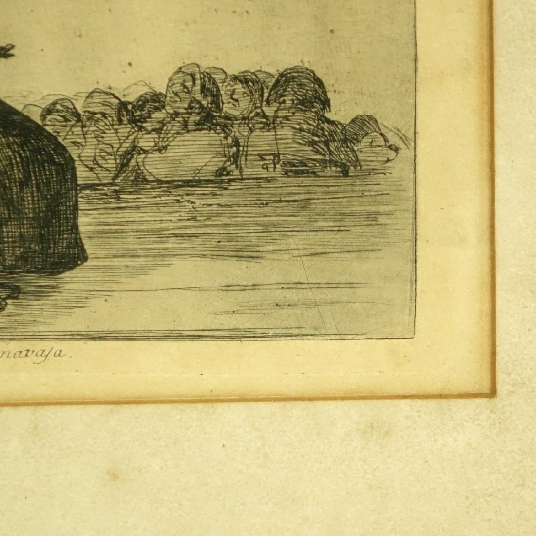 After: Francisco Goya, Spanish (1746 - 1828) - 4
