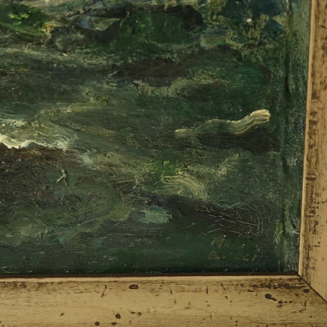 Mario Bucci, Italian (1903 - 1970) Oil on Canvas - 4