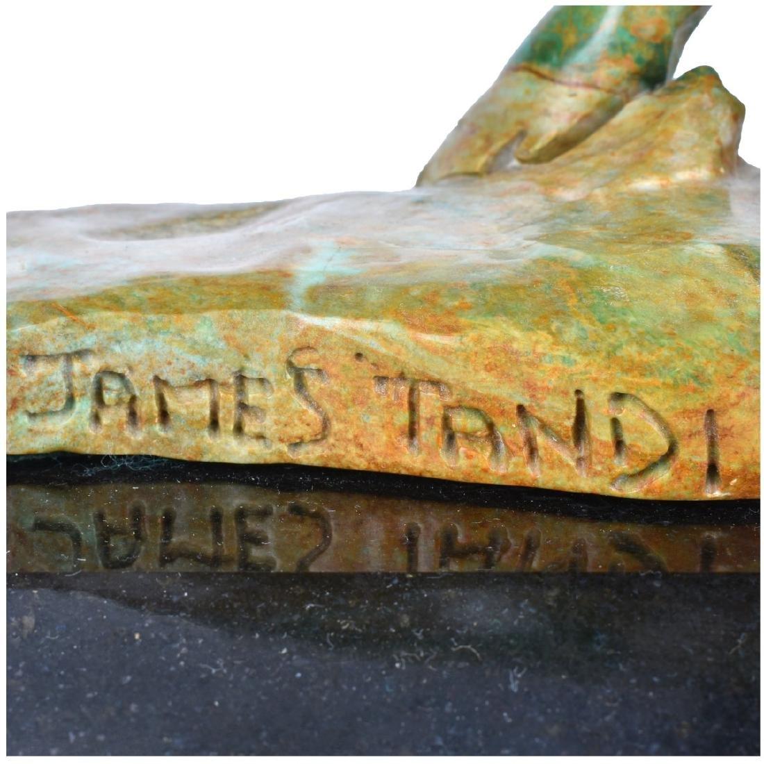 James Tandi (20/21st century) Verdite Sculpture - 6
