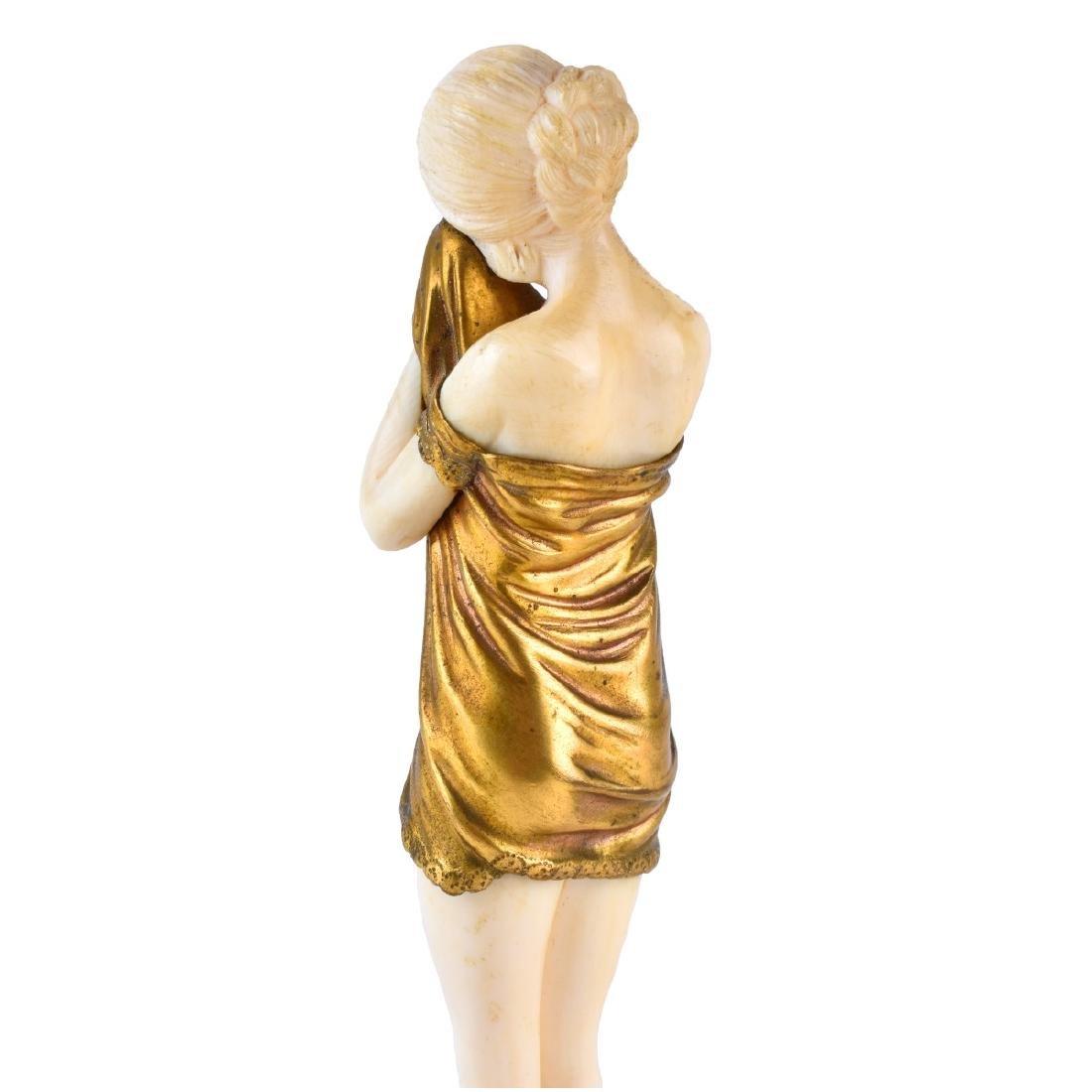 After: Dimitri Chiparus (1886 - 1947) Bronze - 3