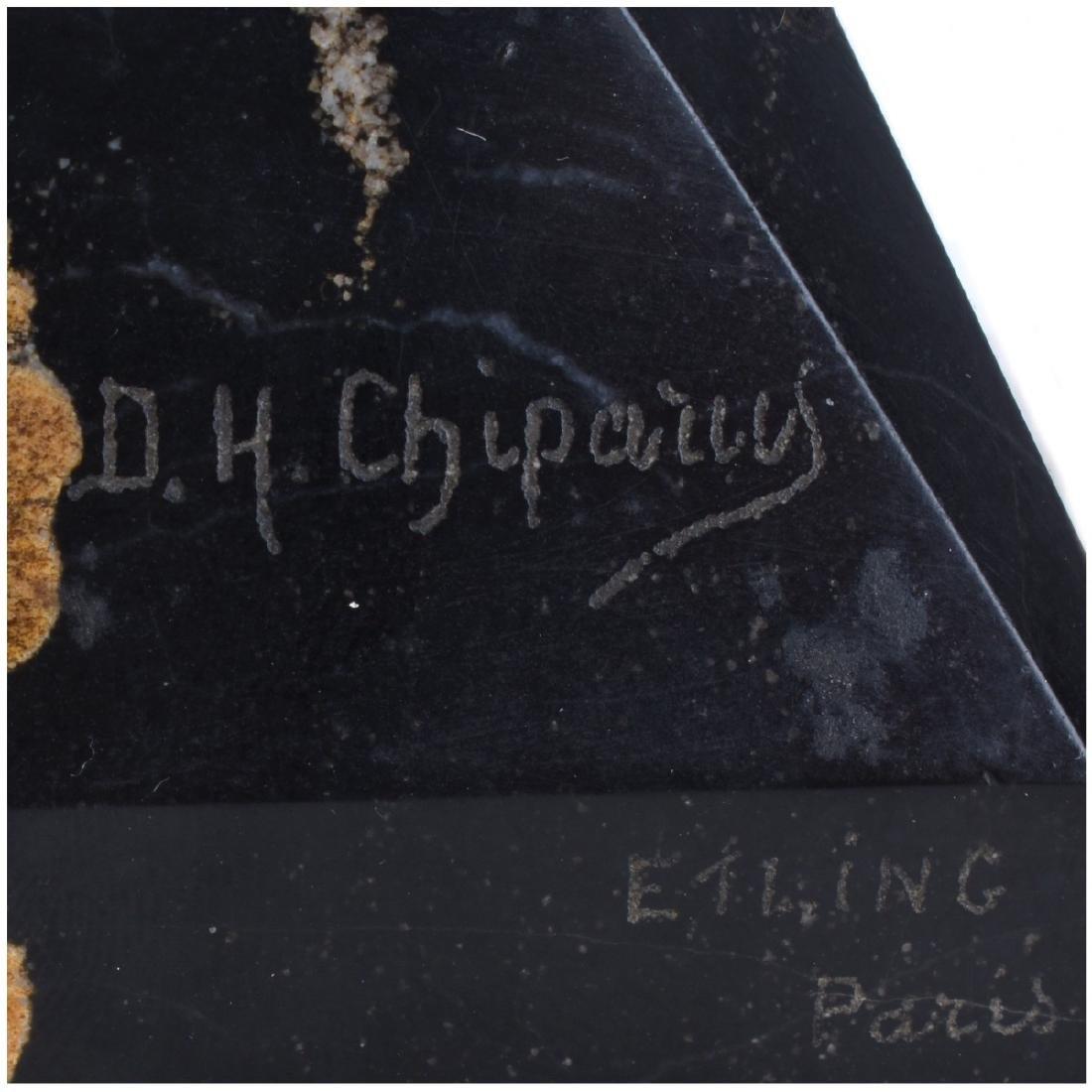 After: Dimitri Chiparus (1886 - 1947) Bronze - 5
